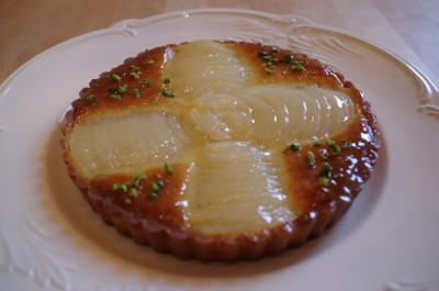 フランス菓子初級クラス「タルトオポワール」
