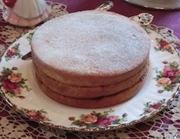 りつえ先生のヴィクトリアケーキ
