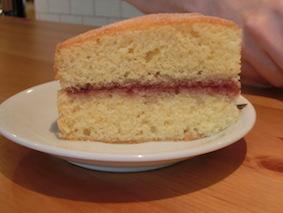 ステイシー先生のヴィクトリアケーキ