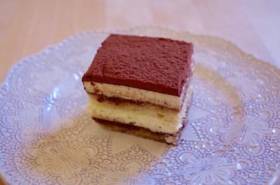 お菓子入門クラス「ティラミス」