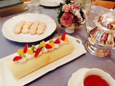 フランス菓子初級クラスティータイム