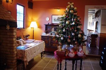 素敵なクリスマスツリー