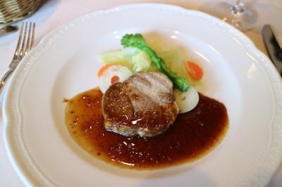 イベリコ豚のソテー