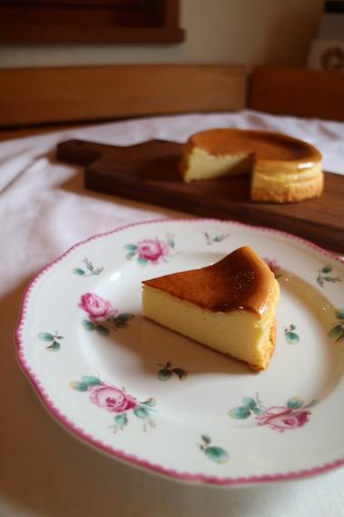 フランス菓子初級クラス『ガトーフロマージュシトロン』