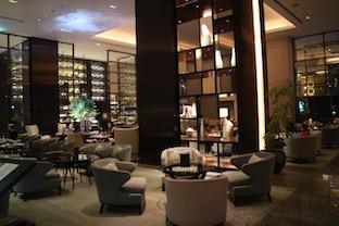 パレスホテル東京「ザ・パレス・ラウンジ」