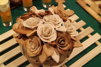 バラの花束♡