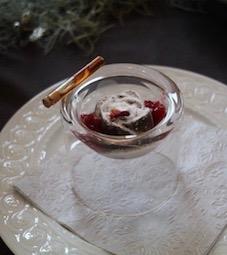『薔薇のフォンダンショコラ』
