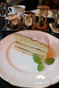 ヴィクトリアサンドイッチケーキ