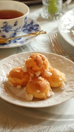 フランス菓子初級『シューケット』